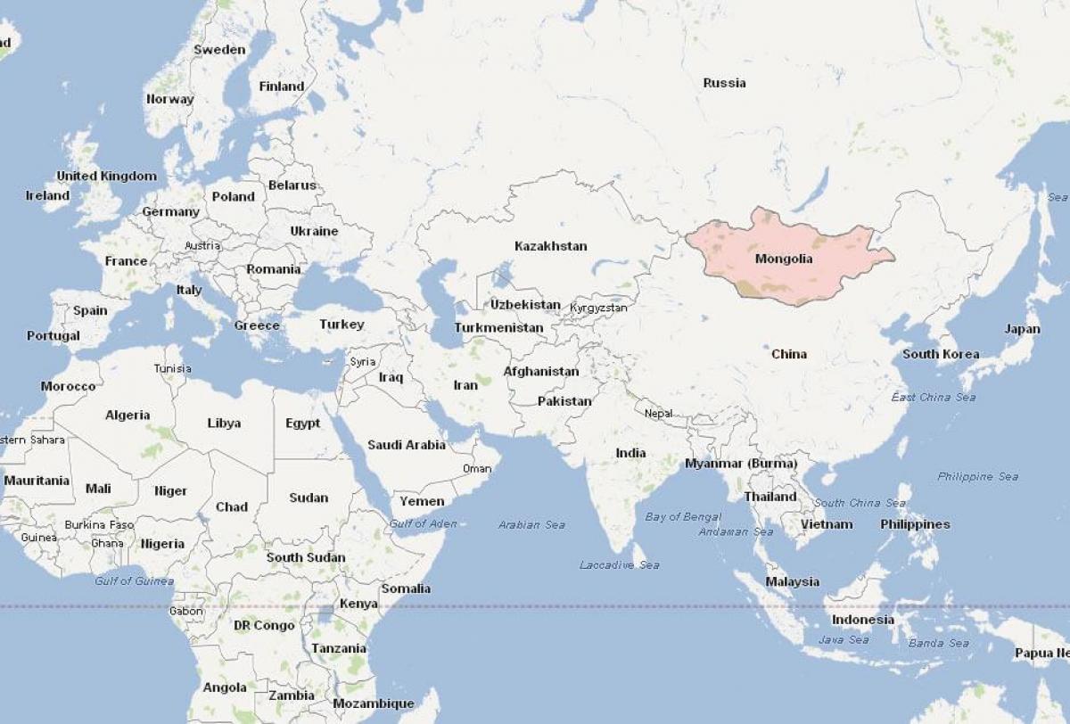 Kart over asia. Kart Tracks Database 2020-01-07